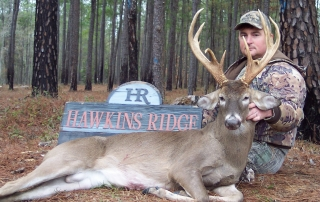 Alabama deer hunting