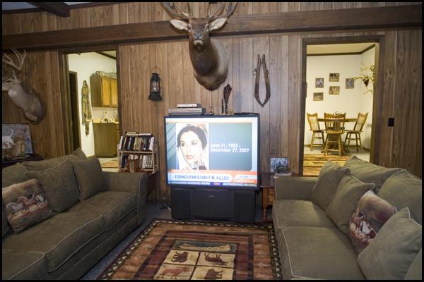 Alabama hunting lodge