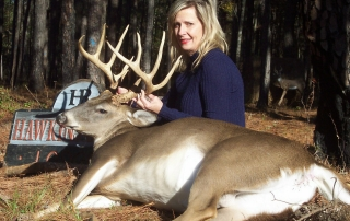Deer hunting Alabama