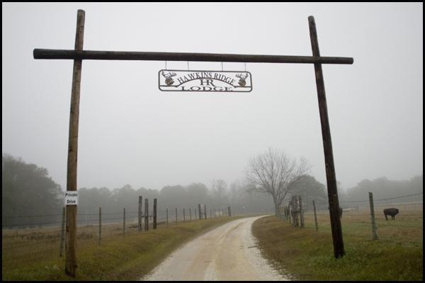 Hawkins Ridge Alabama hunting lodge