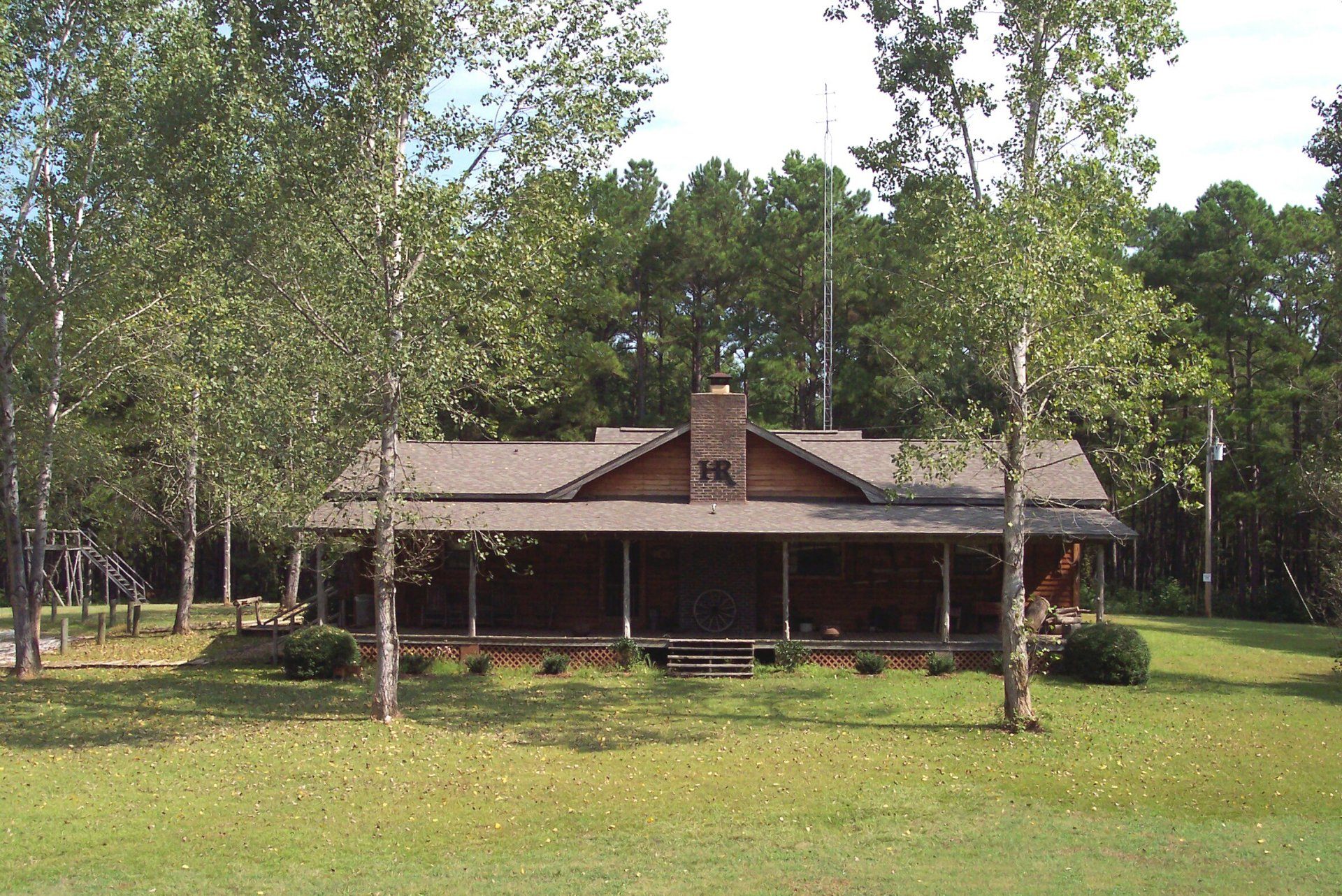 Hawkins Ridge Lodge Alabama