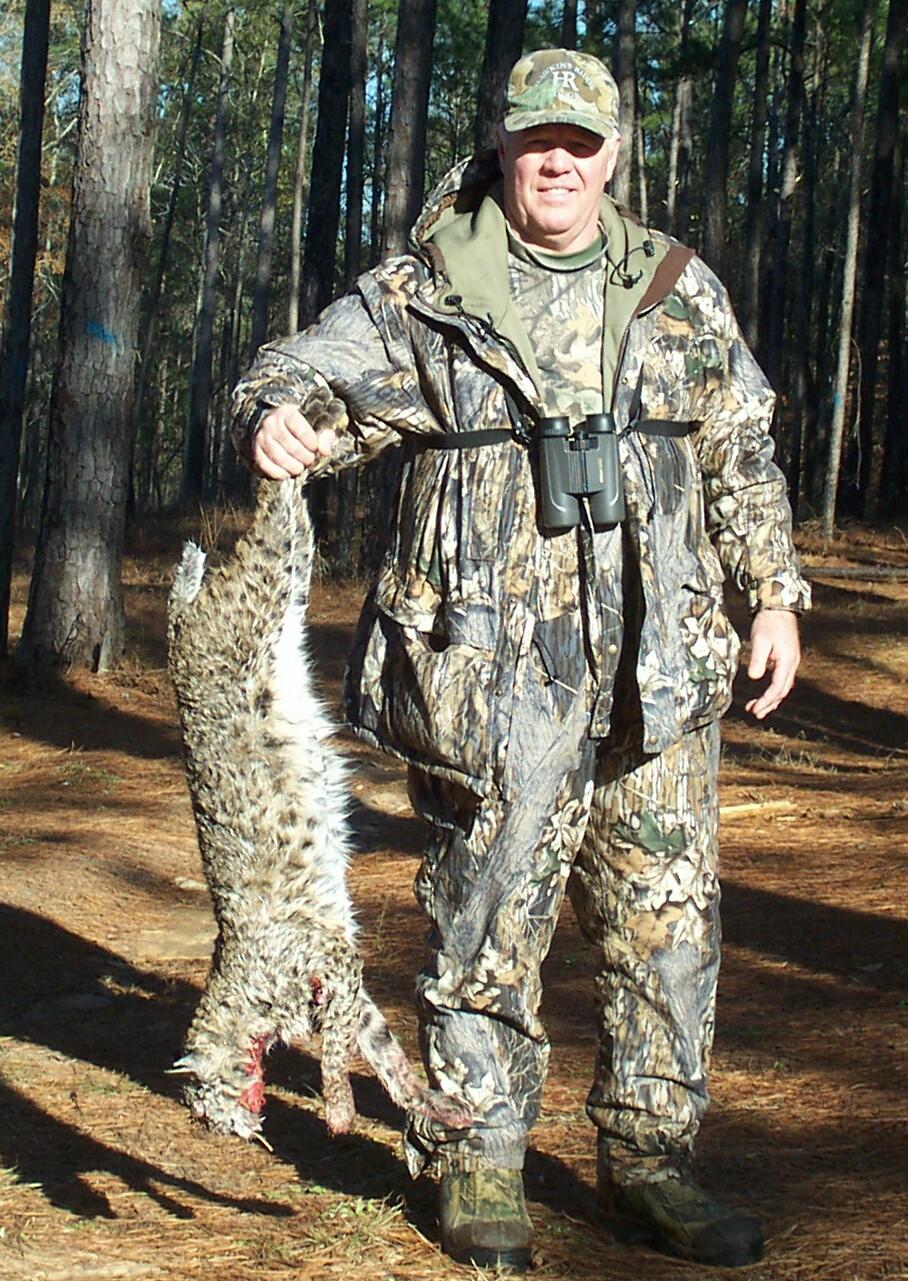 Hunting at Hawkins Ridge Lodge