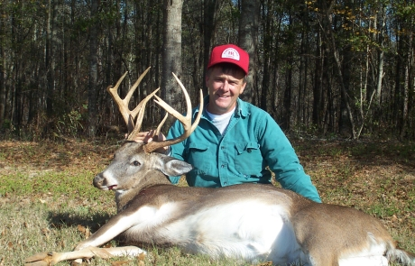 whitetail deer hunting Alabama