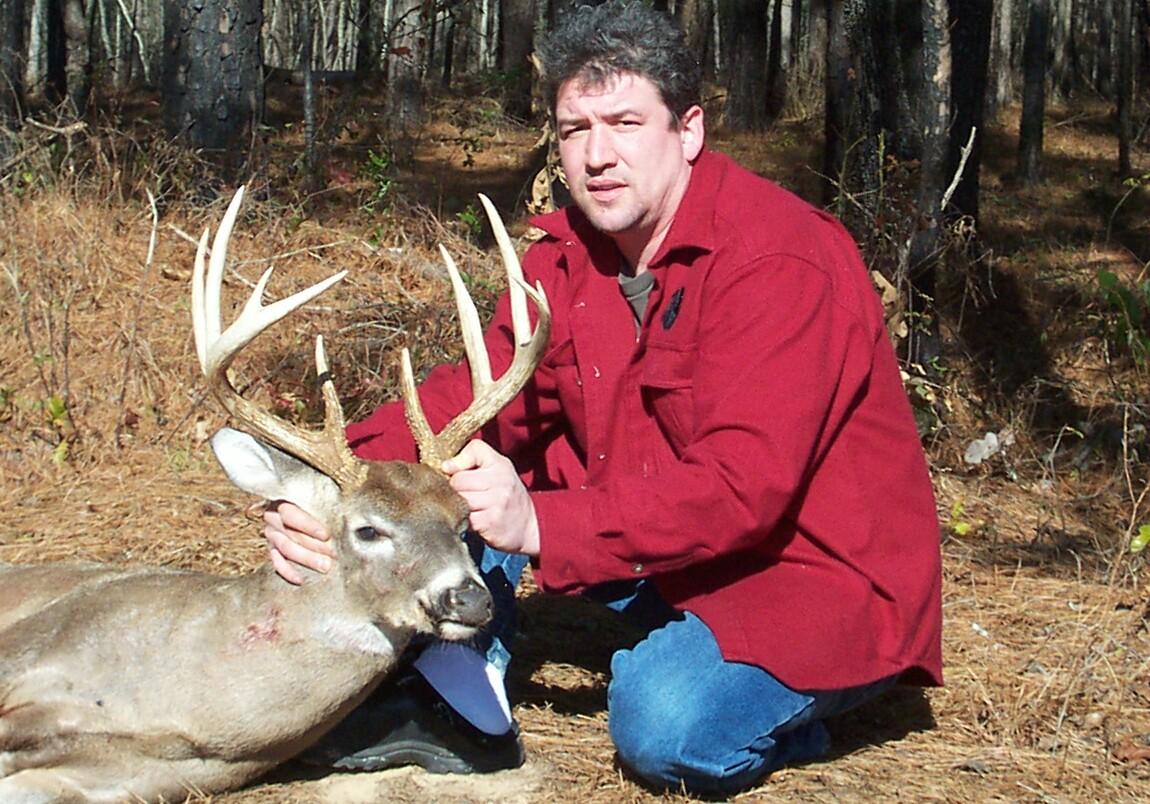 whitetail deer hunting Alabama (8)