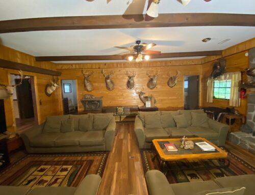 Hawkins Ridge lodge